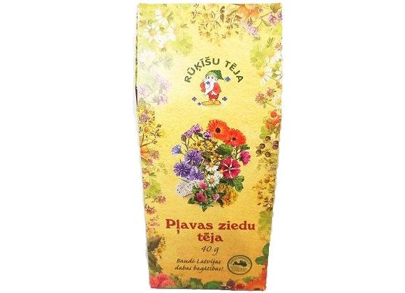 Pļavas ziedu tēja