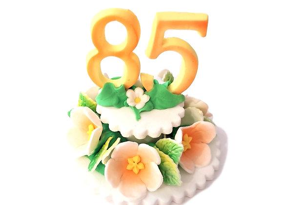 "Jubileju dekors ""85 gadi"""