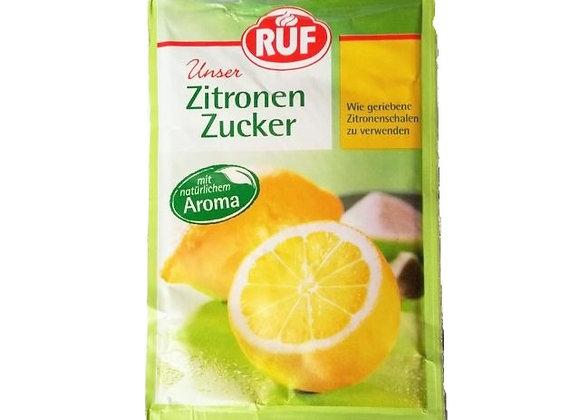 Citronu cukurs