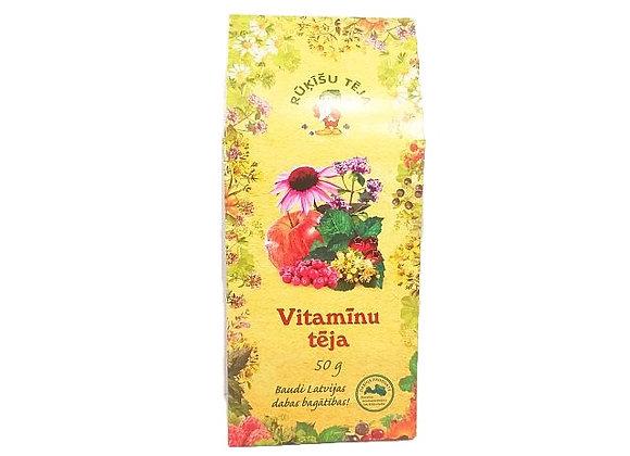 Vitamīnu tēja
