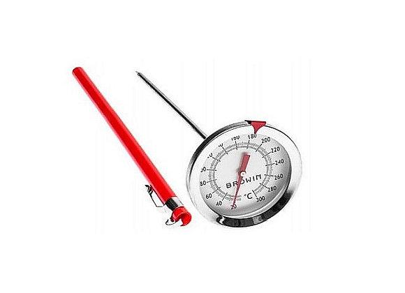Termometrs gatavošanai 0°c līdz +300°c