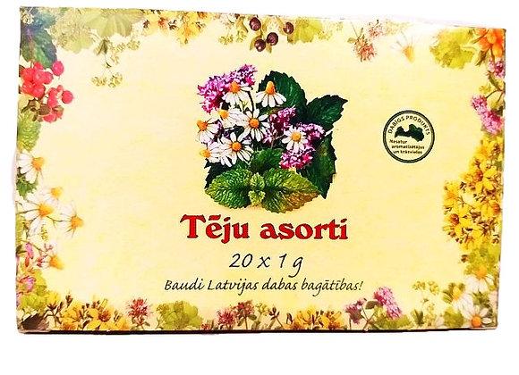 Tēju Asorti
