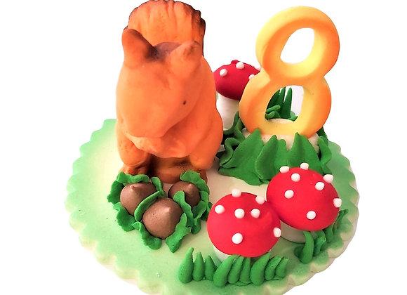 "Dekors bērnu kūkām ""8 gadi"""