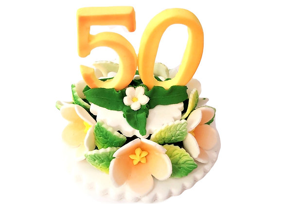 "Jubileju dekors ""50 gadi"""