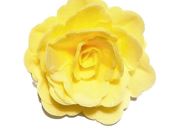 Dzeltena ķīnas roze