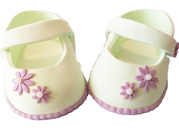Zaļas Sandalītes