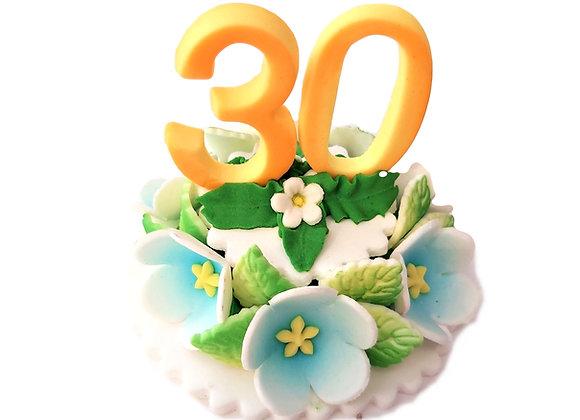 "Jubileju dekors ""30 gadi"""