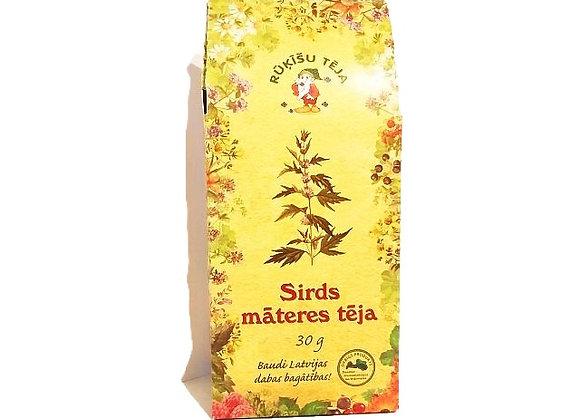 Sirds māteres tēja