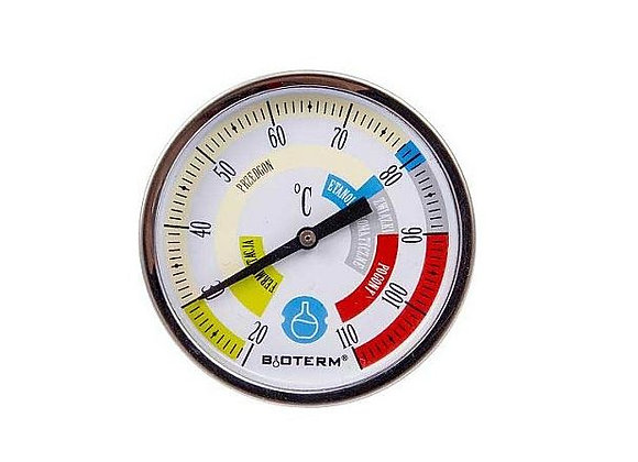 Termometrs destilācijai +20°c līdz +110°c