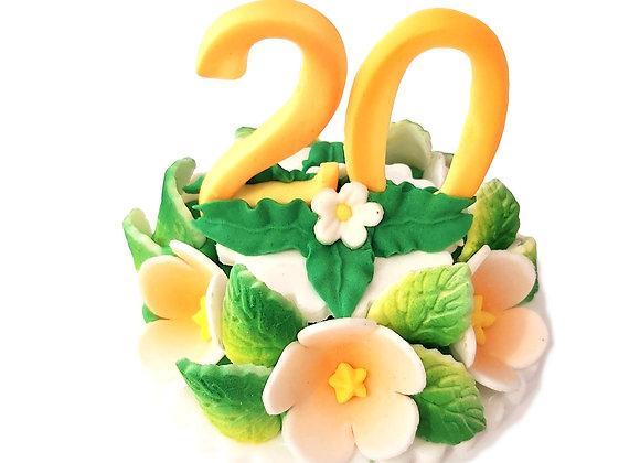 "Jubileju dekors ""20 gadi"""