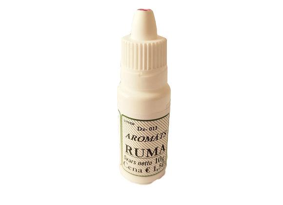 "Alkohola aromāts ""Ruma"""