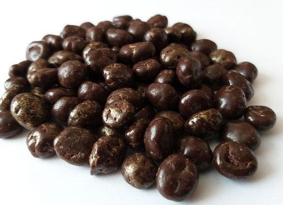 Kafijas pupiņas šokolādē