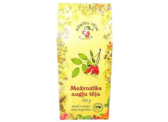 Mežrozīšu augļu tēja
