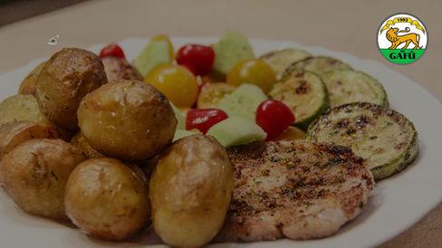 """Smaržīgi, garšīgi, vienkārši! """"Cepti kartupeļi"""""""