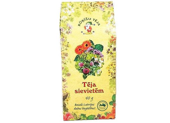 Tēja sievietēm
