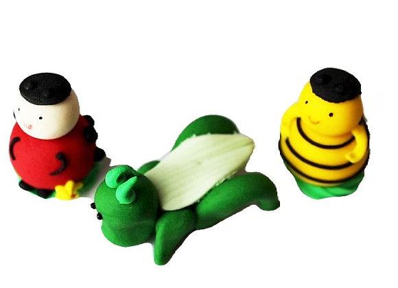 Kukaiņi (komplekts)
