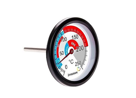 Termometrs kūpinātavai 0°c līdz +250°c