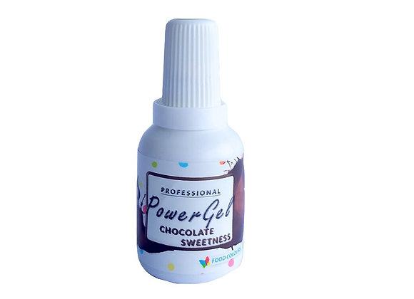 """ŠOKOLĀDES krāsviela želejā """"Chocolate Sweetness"""" (PG 186)"""