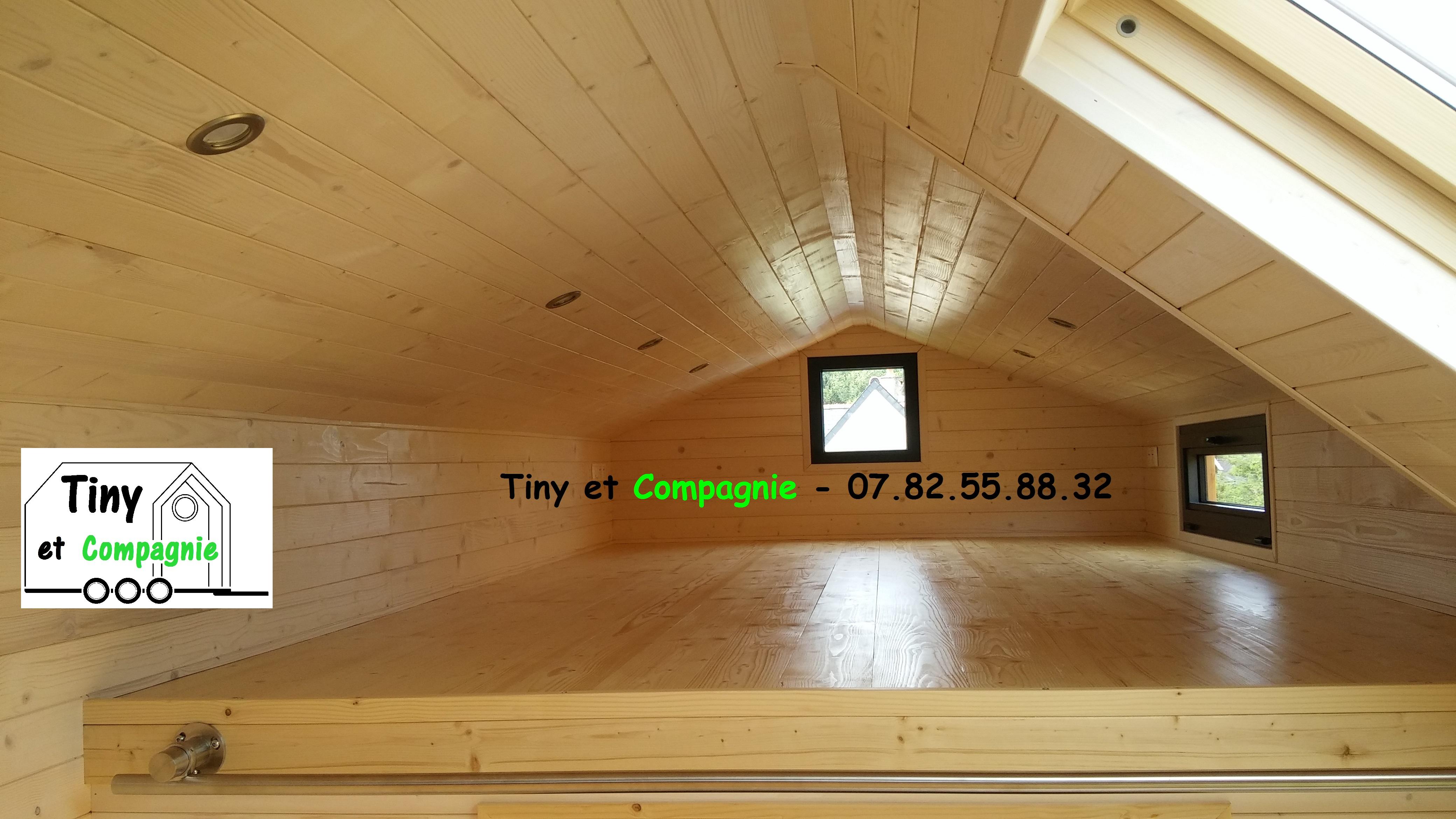 Tiny et Compagnie - Cabana 2019 (Mezzani