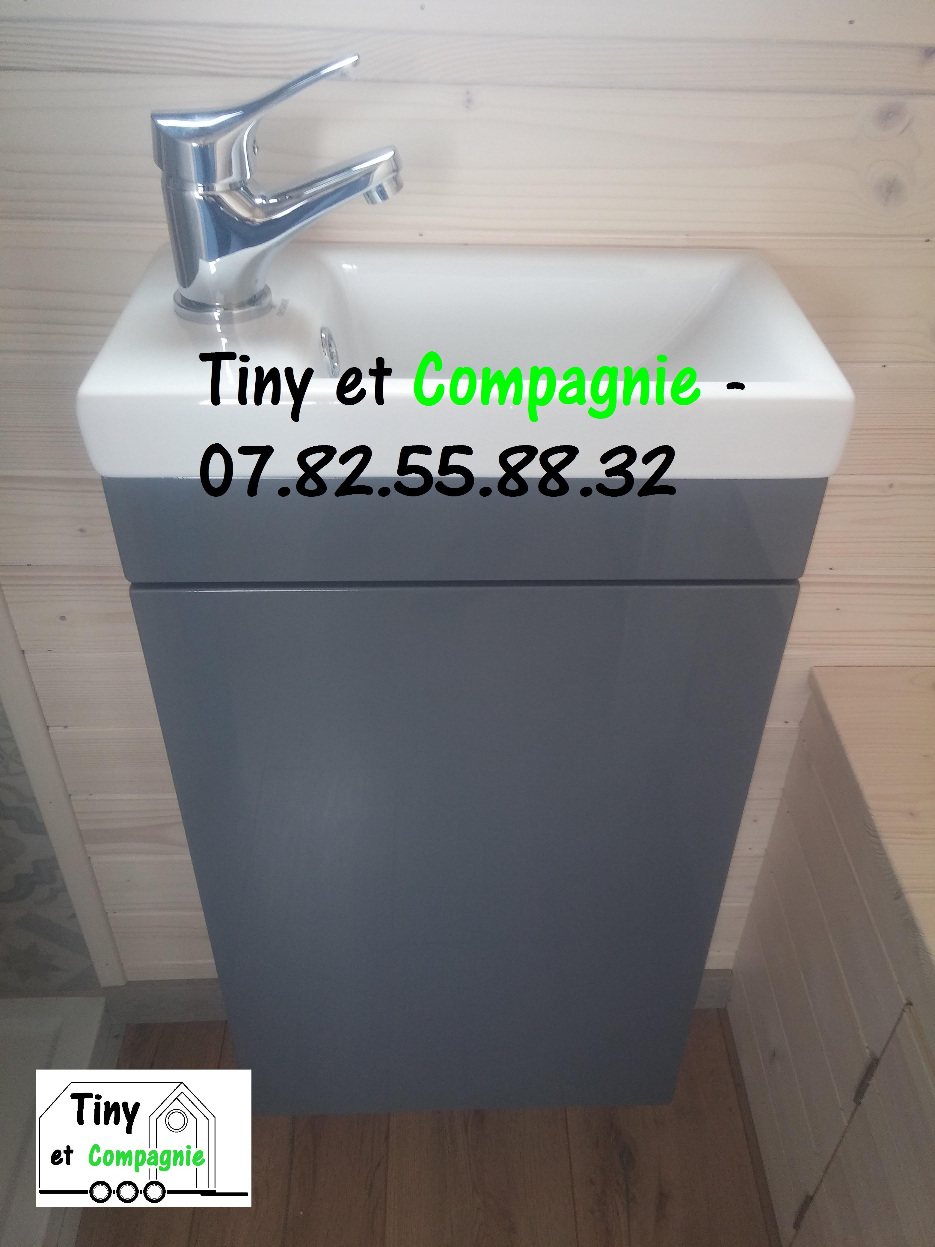Tiny et Compagnie - Colibri 2019 (Lavabo