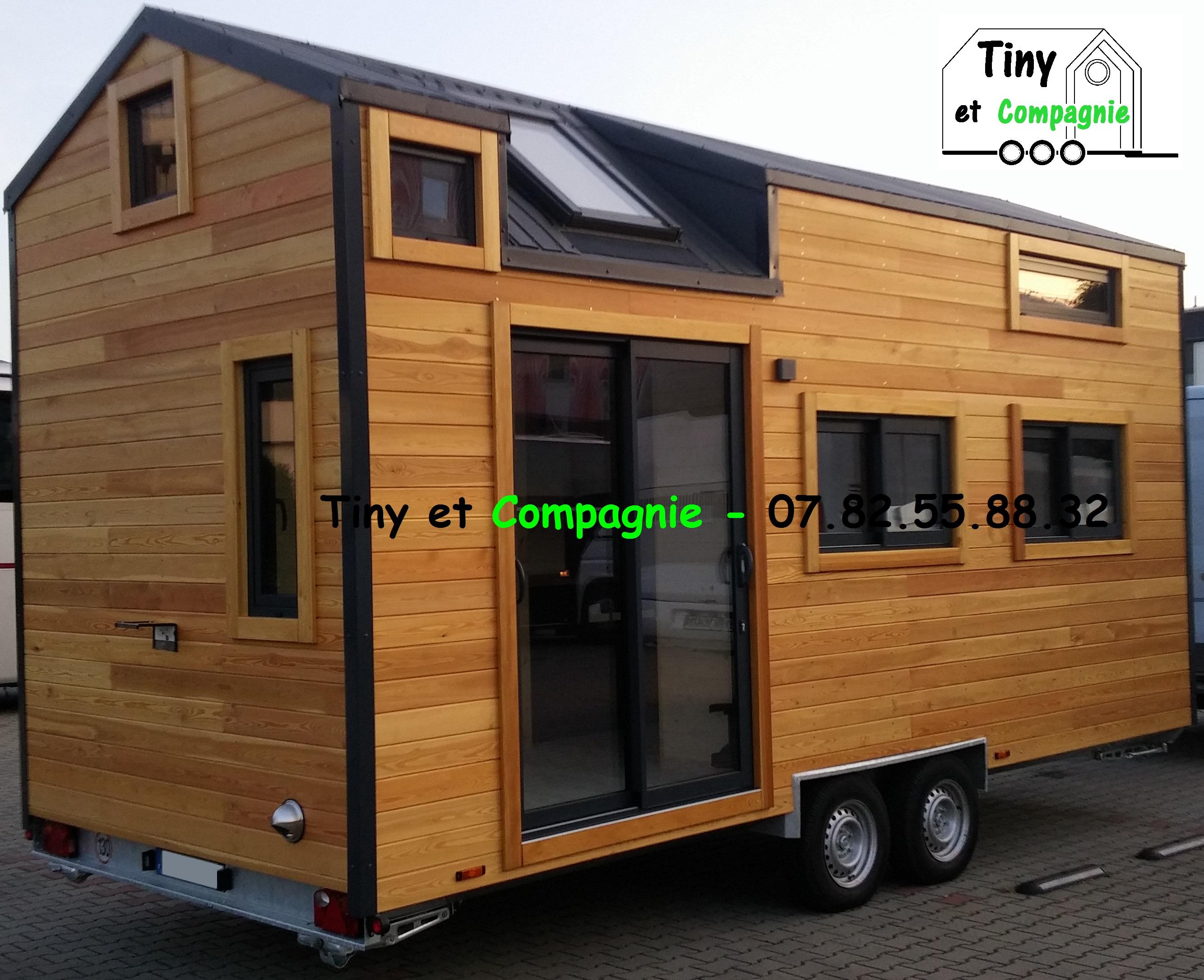 Tiny et Compagnie - Cabana 2019 (Exterie