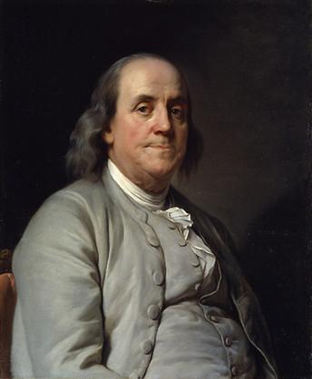 Benjamin Franklin: The man who is versatile/吉岡英了