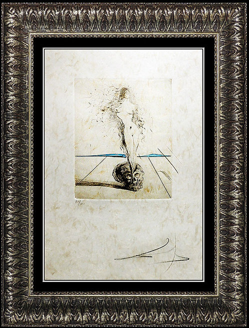 """Vanite (The Magicians)"" by Salvador Dali"