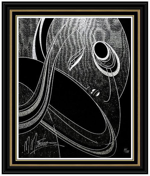 """Silver Dance"" by Martiros Manoukian"