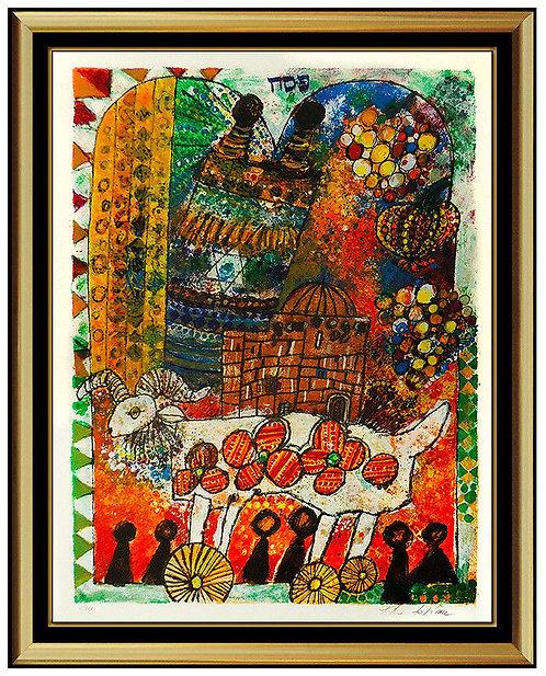 """Carnaval de Paris"" by Theo Tobiasse"