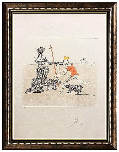 """Pastorale"" by Salvador Dali"