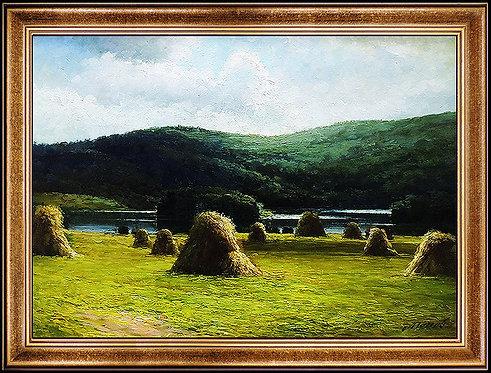 """""""Quiet Field"""" by Alexander Popoff"""