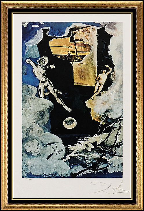 """The Tower"" by Salvador Dali"
