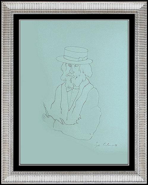 """I am the Artist"" by Igor Galanin"