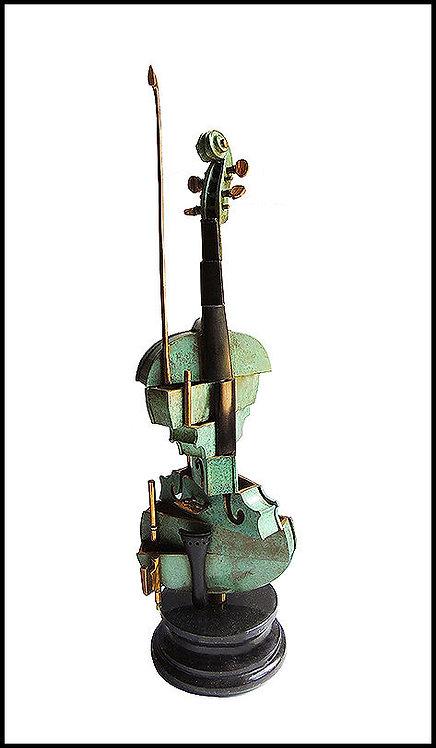 """Violin Spirale"" by Arman Pierre"