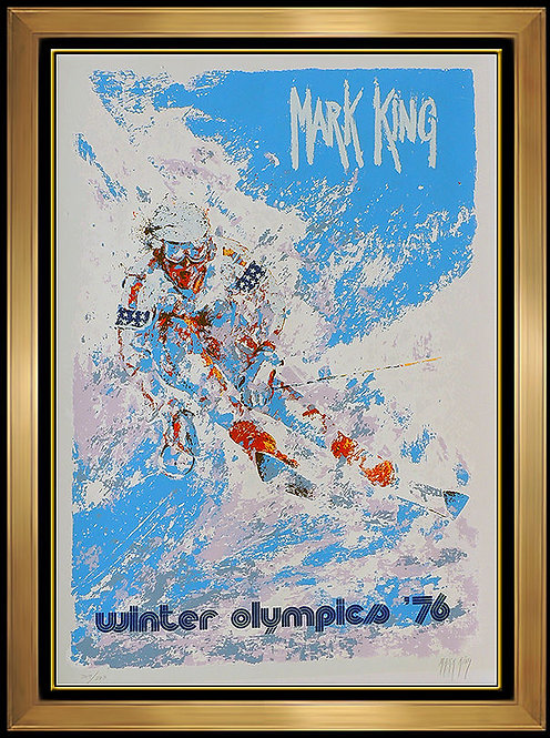 """Winter Olympics"" by Mark King"