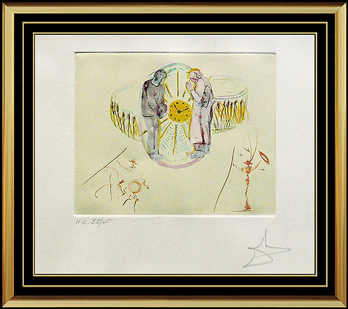 """One's Identity"" by Salvador Dali"