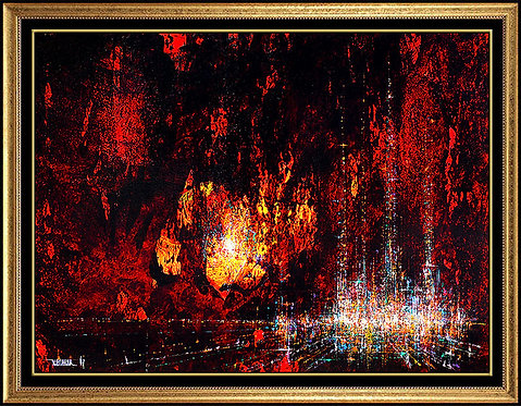 """""""Original Supernova City"""" by Leonardo Neirman"""