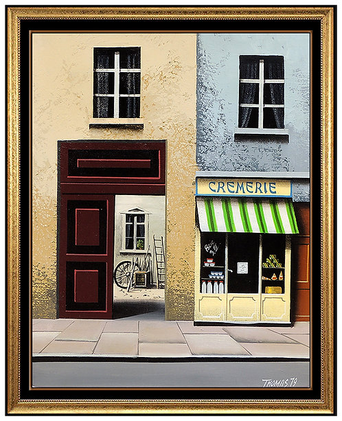 """Original Cremerie"" by Thomas Pradzynski"