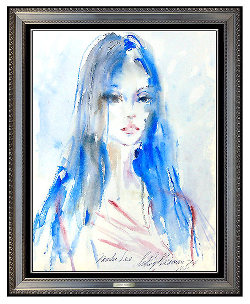 """""""The Original Ford Model"""" by Leroy Neiman"""