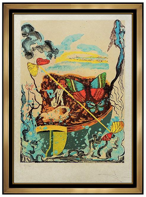 """""""Dawn"""" by Salvador Dali"""