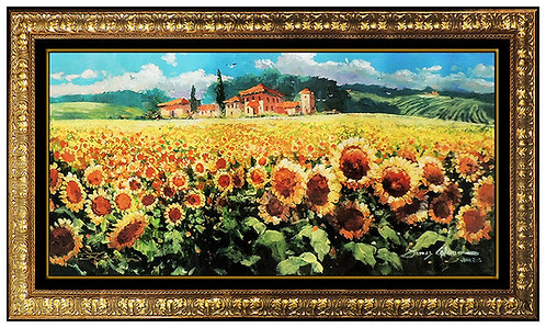 """""""Beneath the Tuscan Sun"""" by James Coleman"""