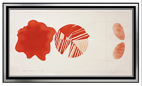 """""""Federal Spending"""" by James Rosenquist"""