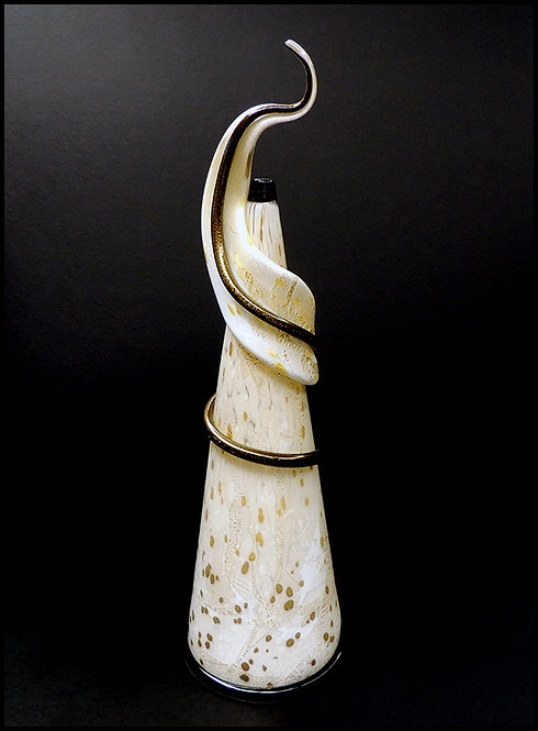 """""""Hand Blown Venetian Piccolo Vase"""" by Dale Chihuly"""