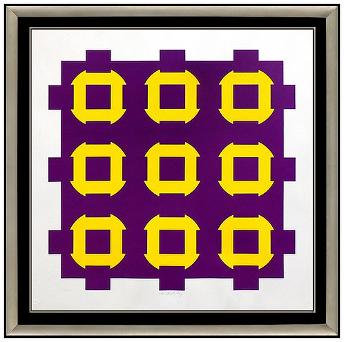 """""""Constellation 9"""" by Victor Vasarely"""