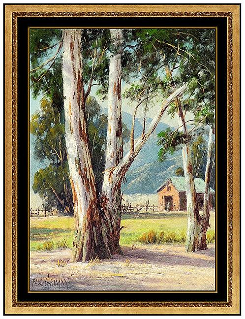 """Eucalyptus Barn"" by Paul Grimm"