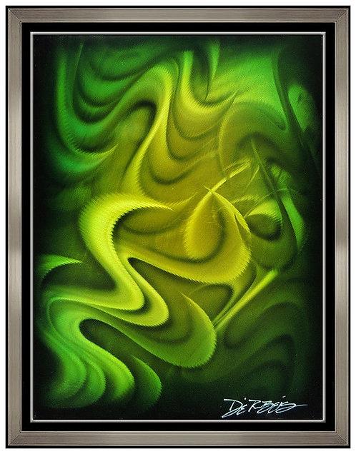 """""""Original Green Accent"""" by Chris DeRubeis"""