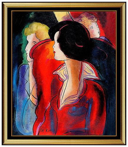 """""""Original Huis Clos"""" by Le Kinff"""