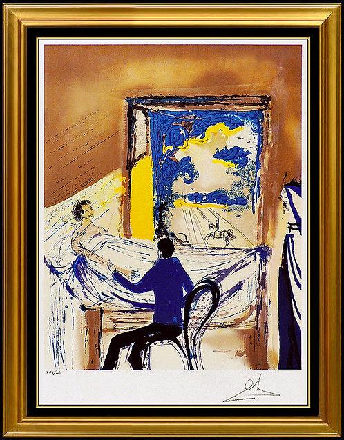 """The Dentist"" by Salvador Dali"