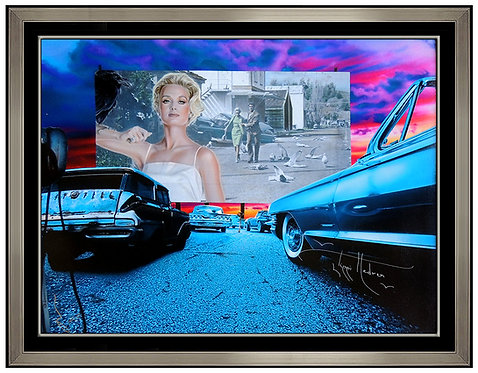 """Drive in Daze with Tippi Hedren"" by Adam Scott Rote"