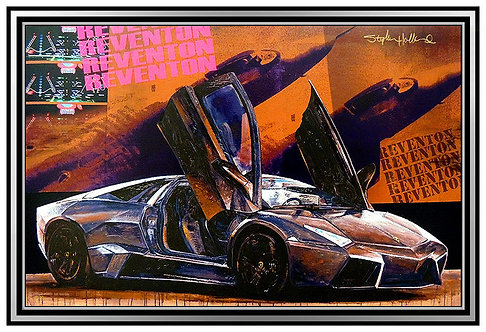 """Lamborghini Reventon"" by Stephen Holland"